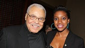 2012 Tony Brunch  James Earl Jones  Condola Rashad