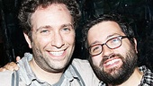 Blunt Krasinski at Starcatcher – David Rossmer – Mike Sablone
