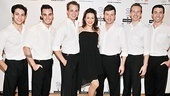 Lucille Lortel Awards – 2012 – Ricky Kuperman – Reed Luplau – Brad Barnes – Holly Shunkey – Sean McKnight – Marc Heitzman – Matthew Tiberi