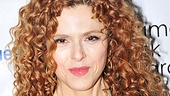 Live and in person, Sally Durant! Outstanding Lead Actress nominee Bernadette Peters makes an entrance.