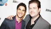 Audience Choice Awards- Darren Criss  Paul Wontorek