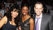 Audience Choice Awards- Daphne Rubin-Vega- Montego Glover  Adam Pascal