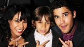 Audience Choice Awards- Daphne Rubin-Vega, Luca Ariel- Darren Criss