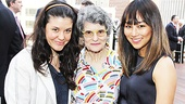 Claire Tow Theater Celebration  Zoe Winters  Mary Louise Wilson  Greta Lee