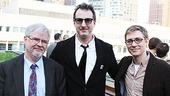 Claire Tow Theater Celebration- Christopher Durang  Jon Robin Baitz- Greg Pierce