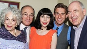 Old Jews Opening Night – Marilyn Sokol – Todd Susman - Audrey Lynn Weston - Bill Army - Lenny Wolpe