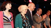 Old Jews Opening Night  Audrey Lynn Weston - Marilyn Sokol - Lenny Wolpe -Todd Susman - Bill Army