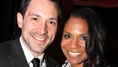 Once star Steve Kazee and Porgy and Bess headliner Audra McDonald have been close since co-starring in 110 in the Shade.