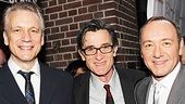 Drama Desk Awards 2012  Rick Elice  Roger Rees  Kevin Spacey