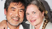 Drama Desk Awards 2012  David Henry Hwang - Kathryn Layng 