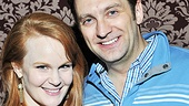 Mamma Mia  2012 New Cast Opening Night  Kate Baldwin - Graham Rowat