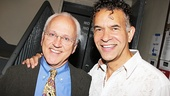 Theatre World Awards- John Rubinstein- Brian Stokes Mitchell