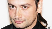 Rock of Ages alum Constantine Maroulis, who is preparing to star in the Broadway-bound revival of Jekyll & Hyde, dons a white bow tie on Tony night.