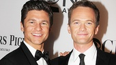 It wouldnt be a Tony ceremony without handsome couple David Burtka and Neil Patrick Harris. 