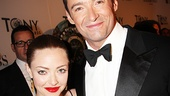 2012 Tony Award Best Pairs- Amanda Seyfried- Hugh Jackman