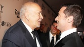 2012 Tony Award Best Pairs- Frank Langella- Hugh Jackman