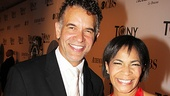 2012 Tony Award Best Pairs- Brian Stokes Mitchell -Allyson Tucker