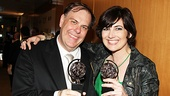2012 Tony Awards Winners Circle  Gregg Barnes- Paloma Young