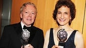 2012 Tony Awards Winners Circle  2012 Tony Awards Winners Circle  Bob Crowley Natasha Katz