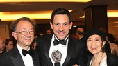 2012 Tony Ball – Steve Kazee – William Ivey Long – Willa Kim