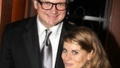 2012 Tony Awards  O&amp;M After Party  John Ellison Conlee - Celia Keenan-Bolger