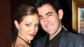 2012 Tony Awards  O&amp;M After Party  Laura Osnes  Max Crumm