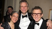 2012 Tony Awards  O&amp;M After Party  Michele Steckler  Rick Elice  Thomas Schumacher