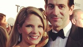 2012 Tony Awards Instagram Snapshots  Kelli OHara  Greg Naughton