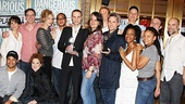 Clybourne Tony Award toast –