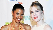 As You Like It Opening Night – Lily Rabe - Renee Elise Goldsberry