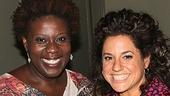 Marissa Jaret Winokur  NYC Press Tour  Capathia Jenkins