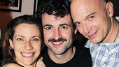 Evita headliners Elena Roger and Michael Cerveris couldn't be happier to welcome Max von Essen as Che. Check out Max through July 7!