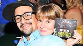 Lin-Manuel Miranda and Celia Keenan-Bolger, who starred as Charley Kringas and Mary Flynn, couldn't be prouder of the new Merrily We Roll Along cast recording!