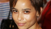 Fela Opening Night 2012  Zoe Kravitz