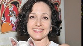A Broadway Barks regular, Bebe Neuwirth hopes to find a great home for her new friend Chachi.