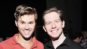 The Book of Mormon vet Andrew Rannells catches up with his former co-star Rory OMalley.