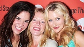 Dogfight Opening Night  Lindsay Mendez  Sherie Rene Scott  Betsy Wolfe
