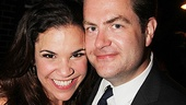 Dogfight Opening Night  Lindsay Mendez  Paul Wontorek 