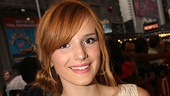 Bring It On Opening Night  Bella Thorne 