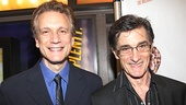 Bring It On Opening Night  Roger Rees  Rick Elice