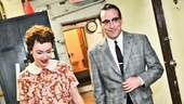 Backstage at Clybourne Park – Sarah Goldberg – Jeremy Shamos