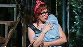 Show Photos - Into the Woods - Jessie Mueller - Sarah Stiles - Gideon Glick - Denis O'Hare