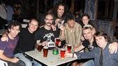Robert Cuccioli Celebrates Spider-Man Debut – Spider-Man band – Kim Grigsby