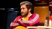 Annie Funke as Anna, Jake Gyllenhaal as Terry, Brian F. O'Byrne as George in If There Is I Haven't Found It Yet.