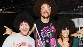 Berry Gordy and LMFAO at Bring It On  Redfoo  Brandon Bolton  Gabby Vincent