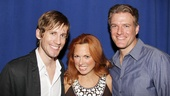 Scandalous Press Event  Andrew Samonsky  Carolee Carmello  Edward Watts