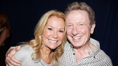 The two-time Tony winner welcomes Kathie Lee Gifford to the Broadway community.