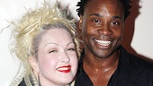 Kinky Boots- Fashions Night Out- Cyndi Lauper- Billy Porter