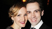 Chaplin  Opening Night  wife Maggie  Rob McClure