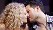 Lauren Molina and Jason Tam in Marry Me a Little.